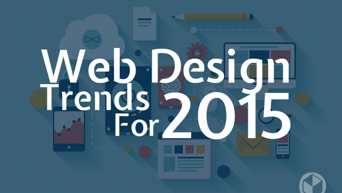 Top 5 Trends in Web Design in 2015