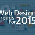 Trends in web design